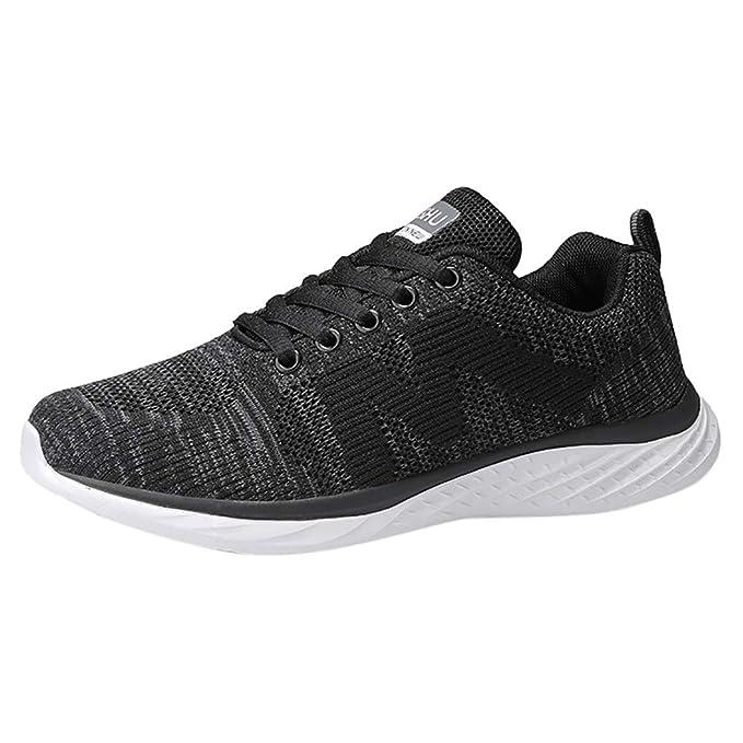 ZARLLE Zapatillas de Deporte Mujer Mujer Deporte Running Zapatos ...
