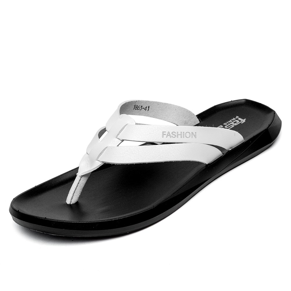 f4d31d163  COMFORTABLE   The Flip Flops top of the sole is made of EVA material which  make sure your feet feel comfortable and soft. Moreover
