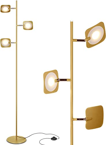 Brightech Tree Spotlight LED Floor Lamp