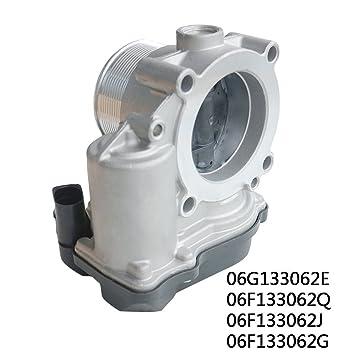 amazon com throttle body 06f133062 for audi a3 a4 vw eos golf jetta rh amazon com Audi A3 Hatchback Audi A3 V6