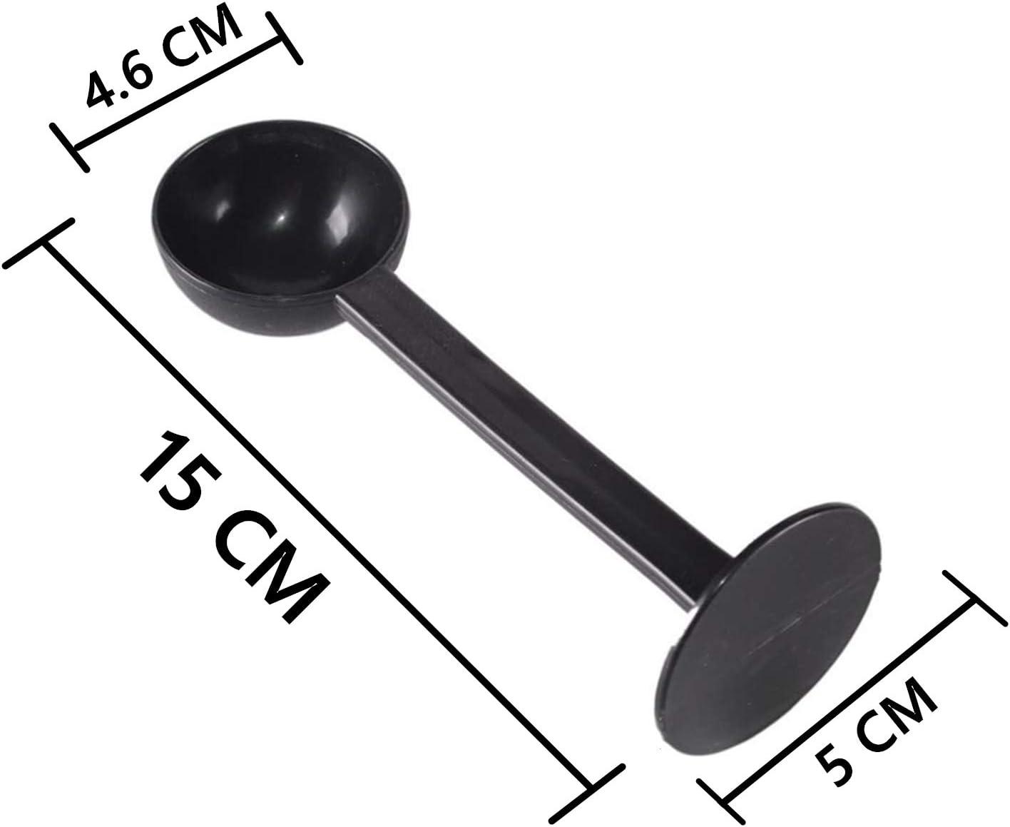 Lautechco 10pcs Coffee Measuring Spoon 10g