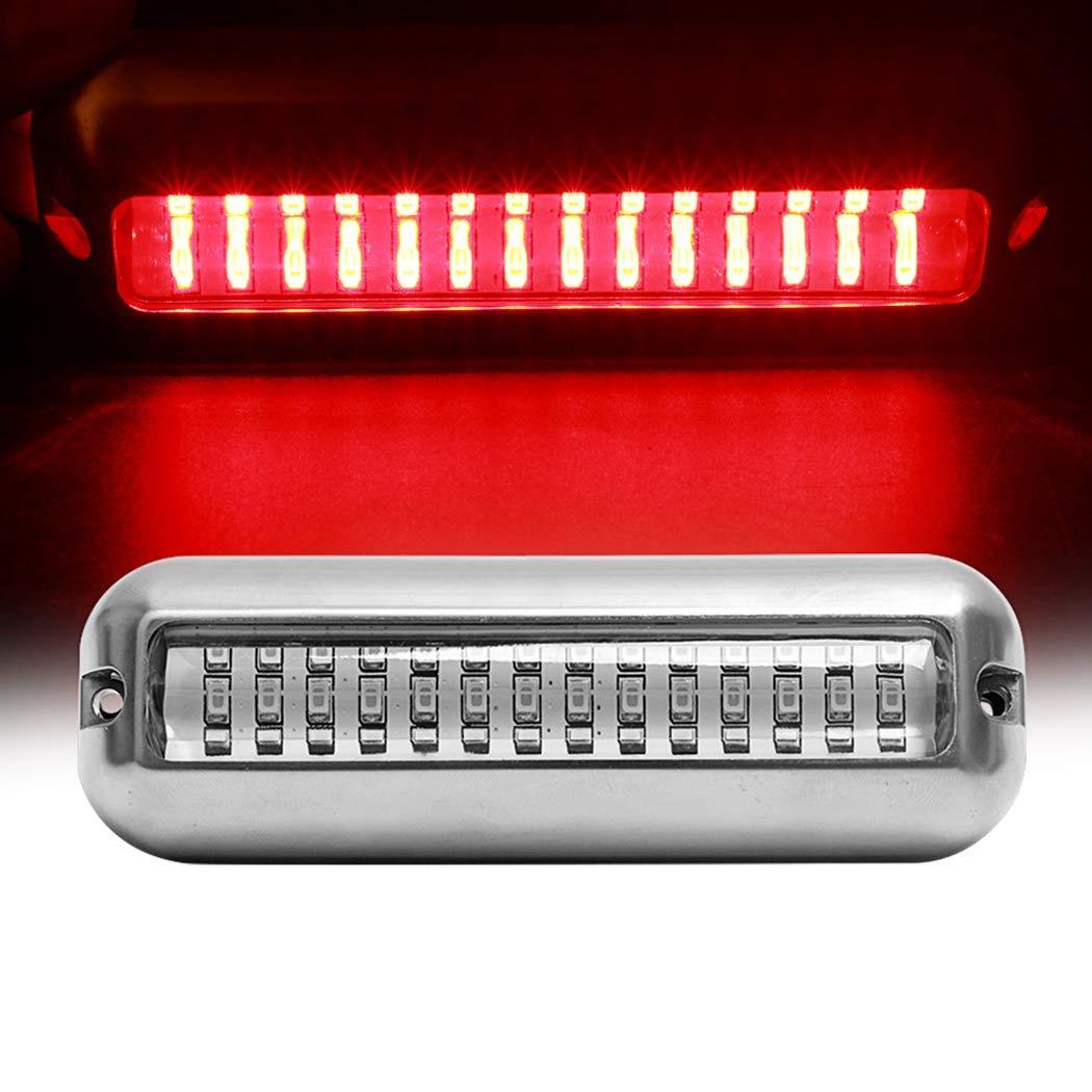 Fansport Luce LED per barche subacquee per barche 42-LED impermeabile per barche