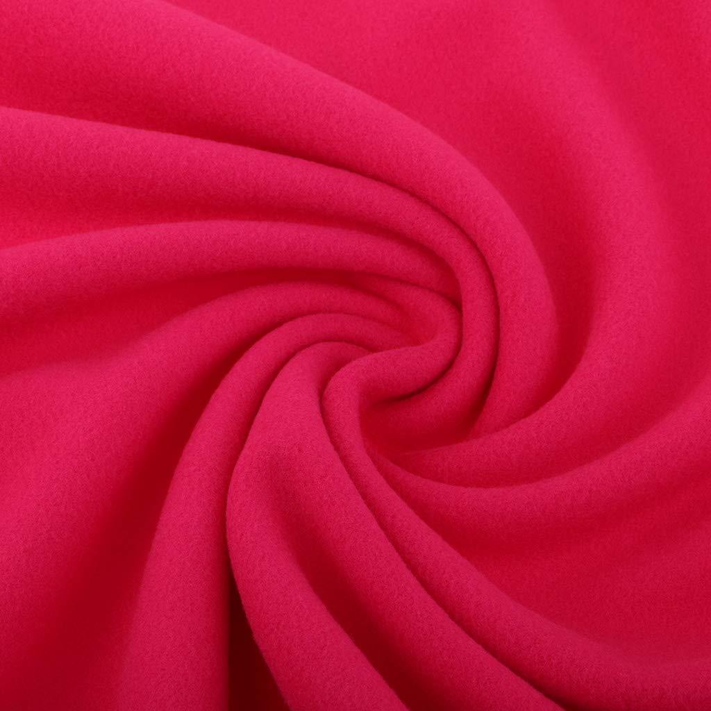 Loose Pants Suits Dark Blue Baosity 1 Piece 100x150cm Wool Woolen Fabric Single-Faced for DIY Winter Coats Dress