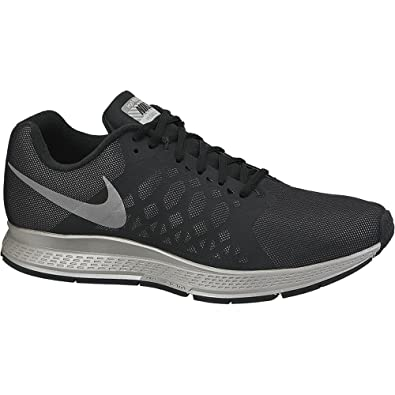 promo code f4c1f d4e9d Nike Men's Zoom Pegasus 31 Flash Black/Rflslv Running Shoes ...