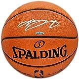 Lebron James Signed UDA Basketball-Official