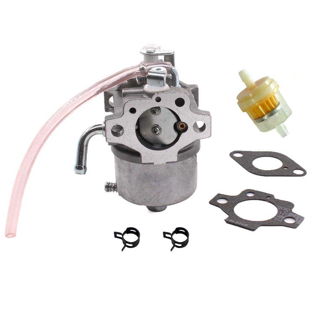 Aisen Carburador con gasolina filtro para Kawasaki fc150 V 4 ...