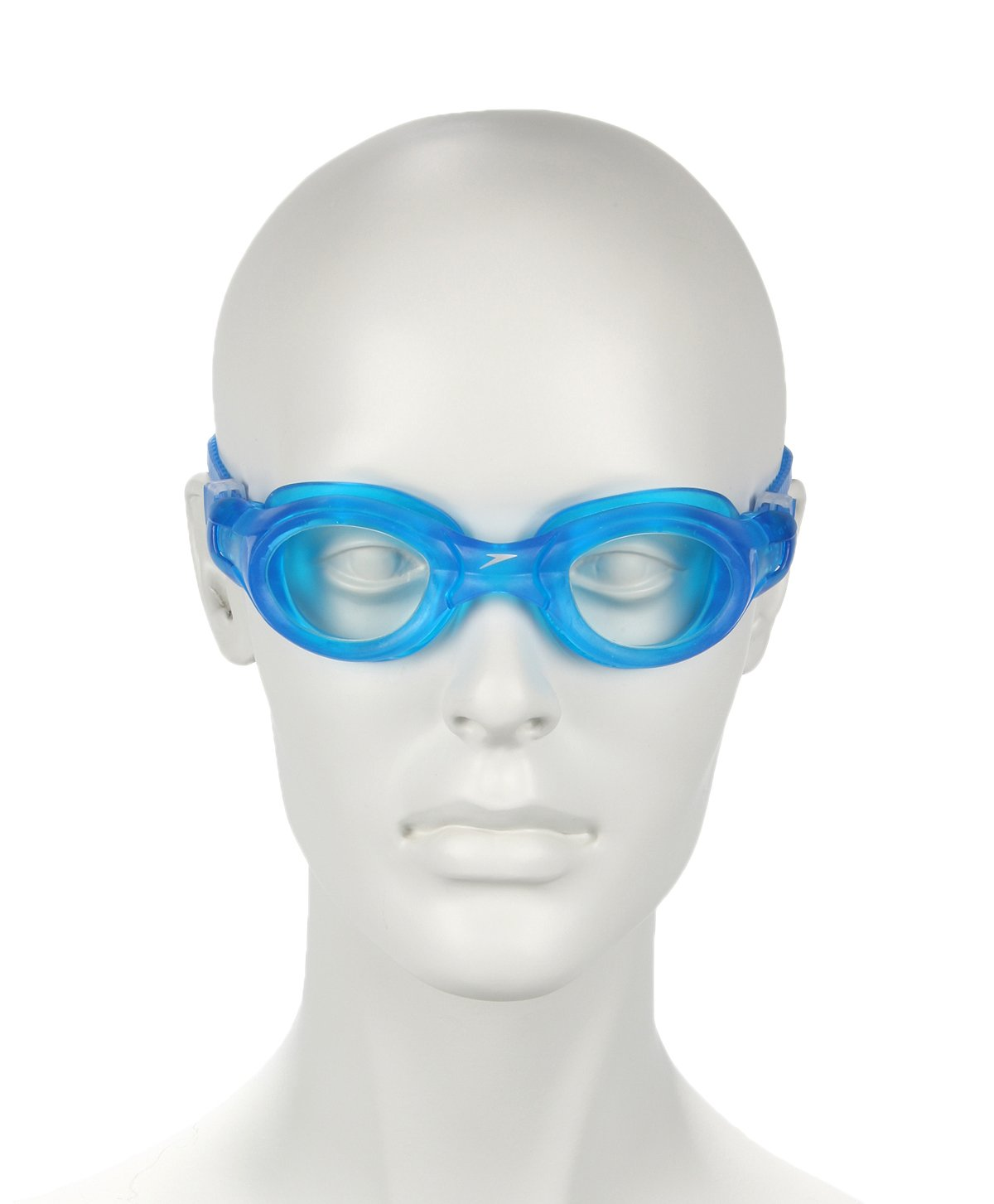 3ded6f1153c2 Speedo Pacific Storm Goggles Junior Blue Clear  Amazon.co.uk  Sports    Outdoors