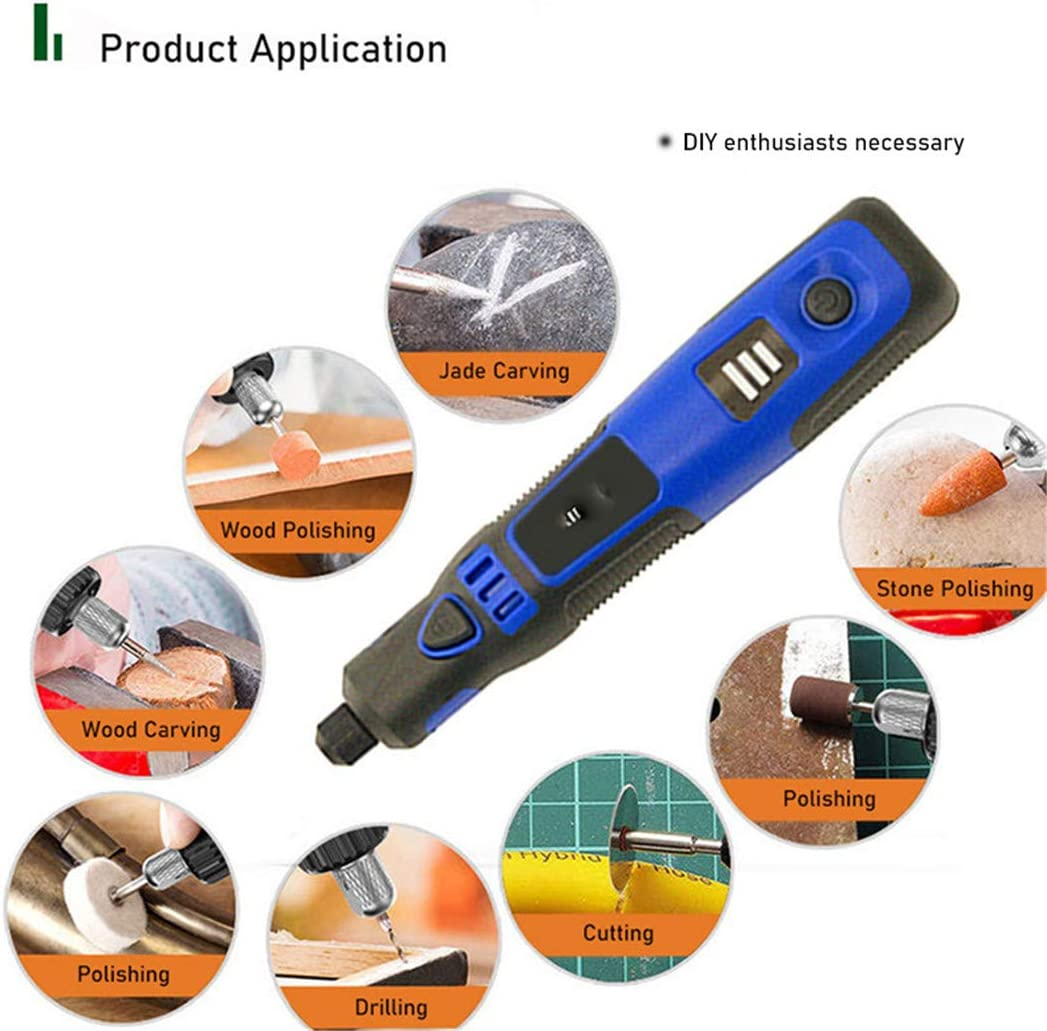 Cordless Mini Drill Engraving-Pen -Tools Accessoraies-Set Adjustable Grinding 3.6V with Multifunction Home DIY PSD-009-GROUP3 Psd-009-group3
