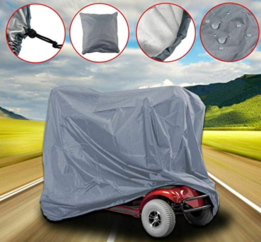 Amazon.com: loofeng Scooter Cover, Waterproof Power Mobility ...