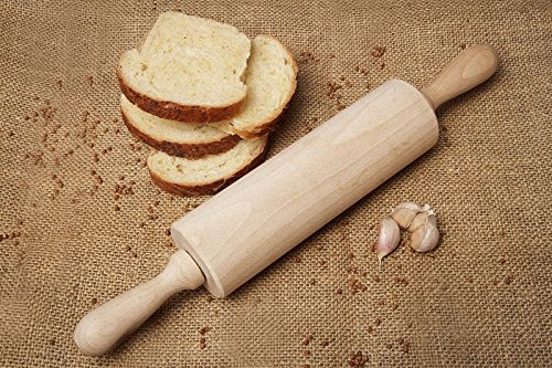 Large Wooden Rolling Pin