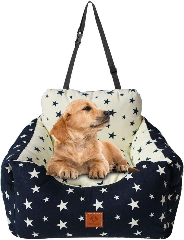 Arkmiido Bolsa de Transporte para Mascotas, Cama Para Pequeña Perros y Gatos, Suave Cojín Desmontable, Lavable a Máquina, Base antideslizante.(55 × 50 × 35 cm): Amazon.es: Productos para mascotas