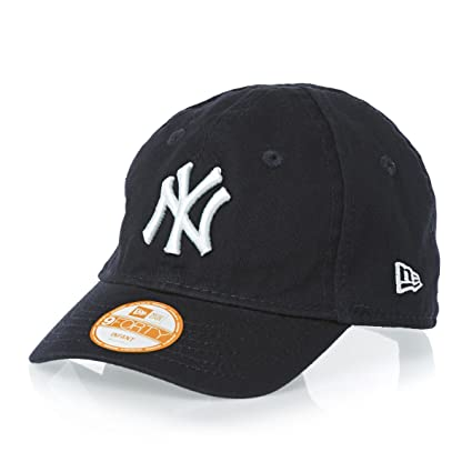 df5a2055a9711 Image Unavailable. Image not available for. Colour  New Era JR My First  9Forty Infants NY Yankees Adjustable Cap