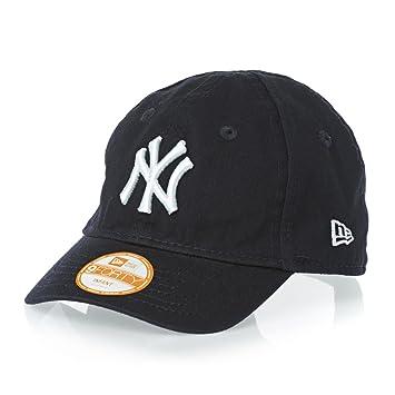 New Era JR My First 9Forty Infants NY Yankees Adjustable Cap  Amazon ... 71ef377ef30