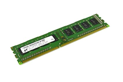 micron 2gb ddr3 1rx8 pc3 10600u mt8jtf25664az 1g4d1 desktop ram