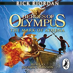 The Mark of Athena Audiobook