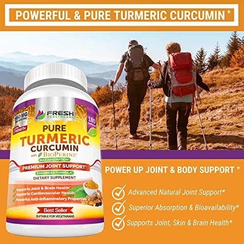 Apple Cider Vinegar and Turmeric Curcumin - Bundle 7