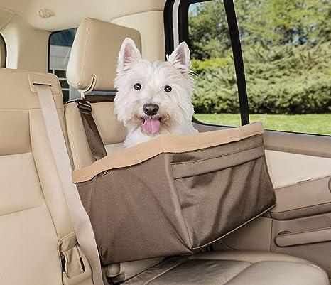Pet Booster Seat >> Amazon Com Solvit Tagalong Pet Booster Seat Standard Extra Large