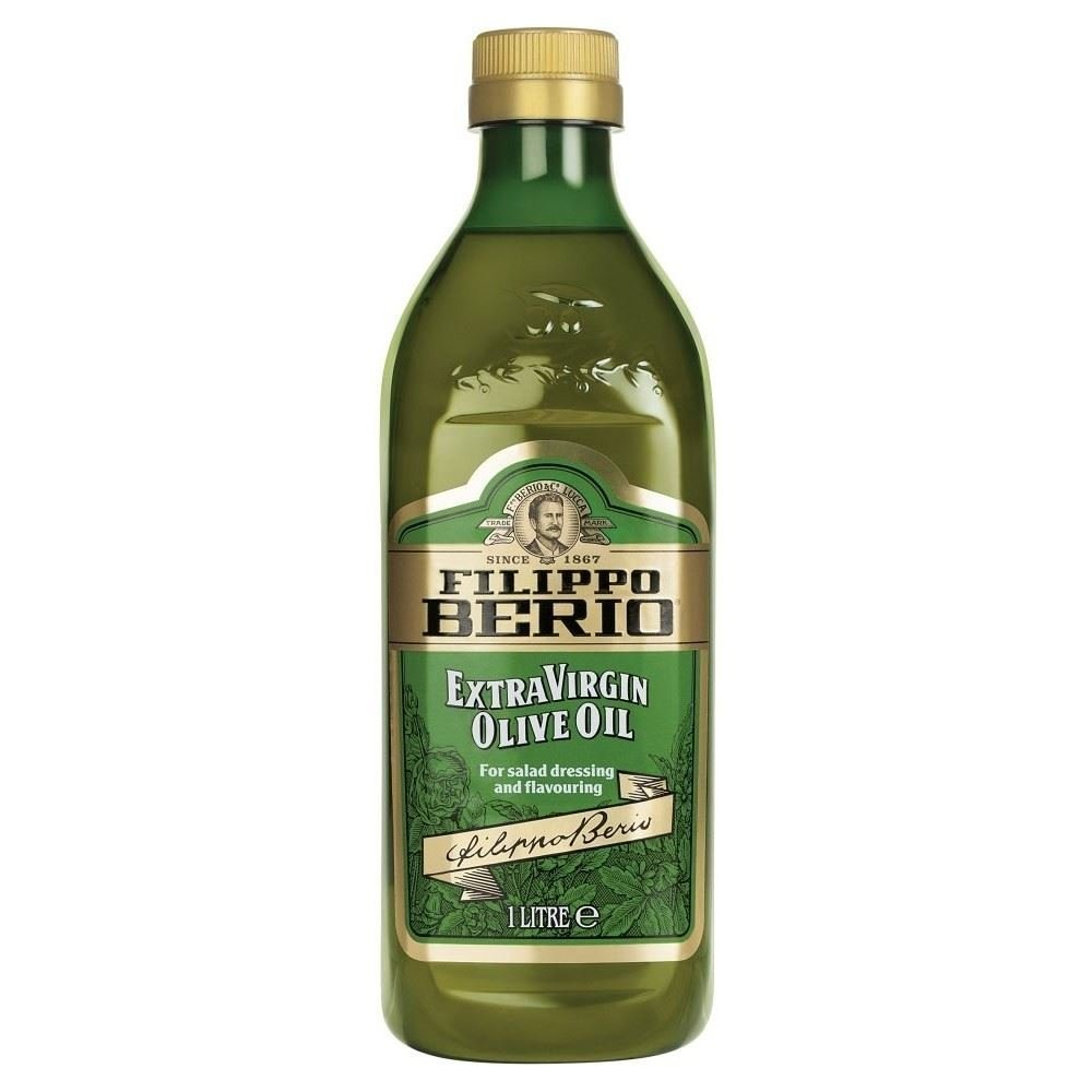 Filippo Berio Olive Oil Extra Virgin 1L