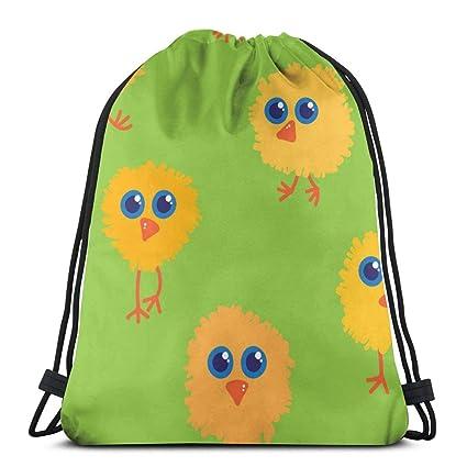 Chickens_16210 Drawstring Backpack Rucksack Shoulder Bags ...