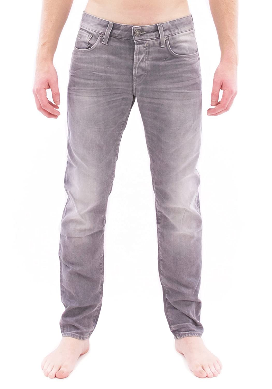G-Star 3301 Jeans (40 x 32, Light Aged)