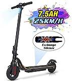 MEGAWHEELS S10 Electric Scooter, 25KM Long Range