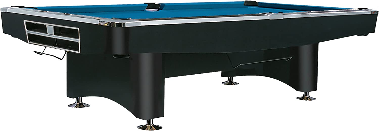 Mesa de billar Dynamic Competition, 9 ft. (Soporte), Negro, Pool ...