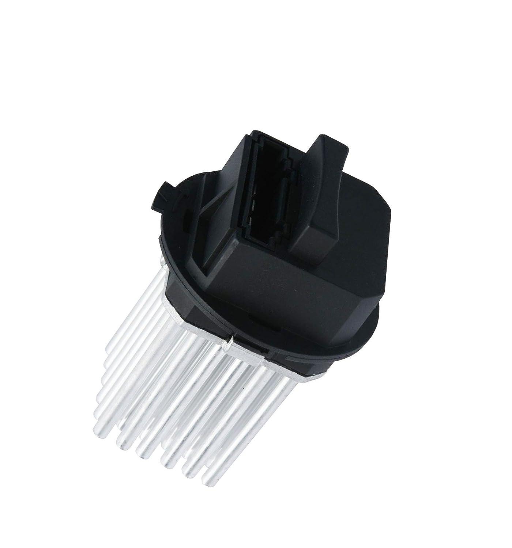 Mercedes W204 W212 HVAC Blower Motor Resistor 204 870 77 10 2048707710 Hamburg-Tech
