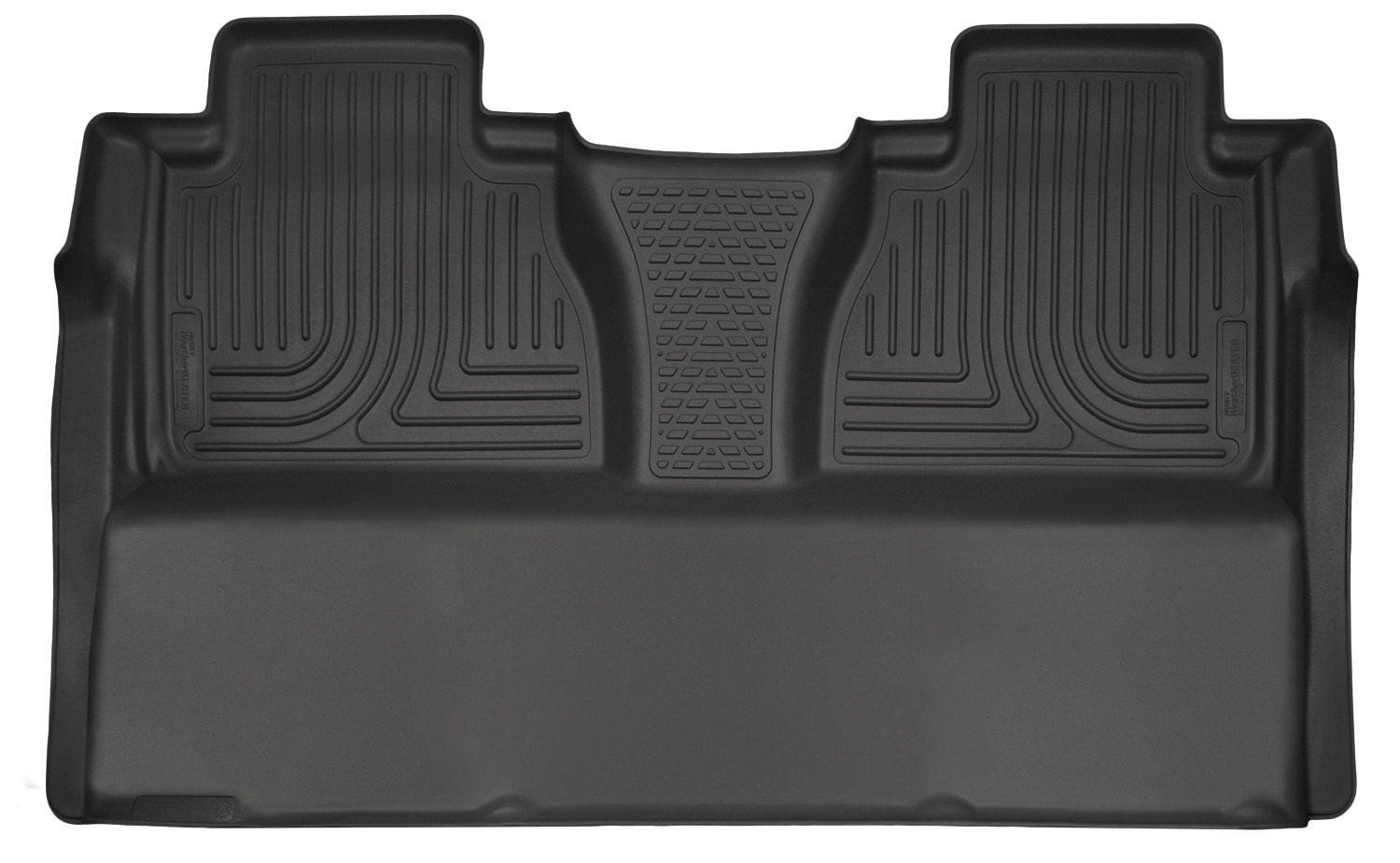 amazoncom husky liners 2nd seat floor liner full coverage fits tundra crewmax cab automotive