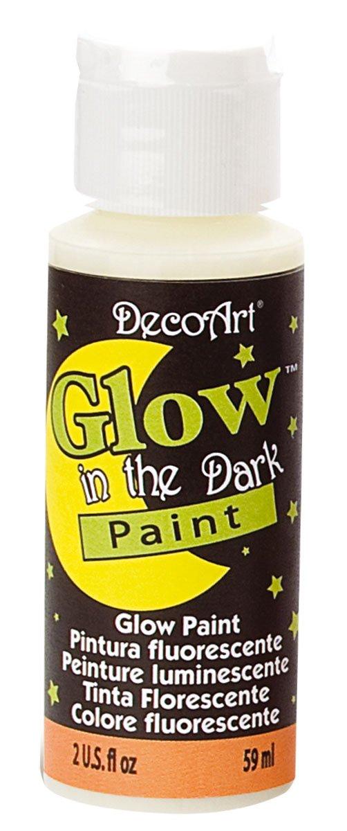 DecoArt DS50-3 glo in The Dark Medium, 2oz Darice