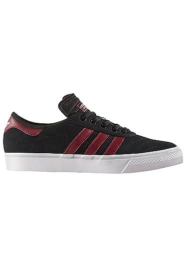 huge selection of 197da 729a1 adidas ADI-Ease Premiere, Chaussures de Skateboard Homme, Multicolore-Noir Blanc