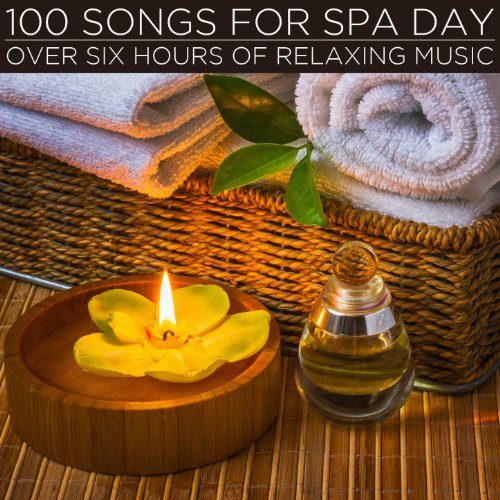 100 Songs for Spa Day: Over Si...