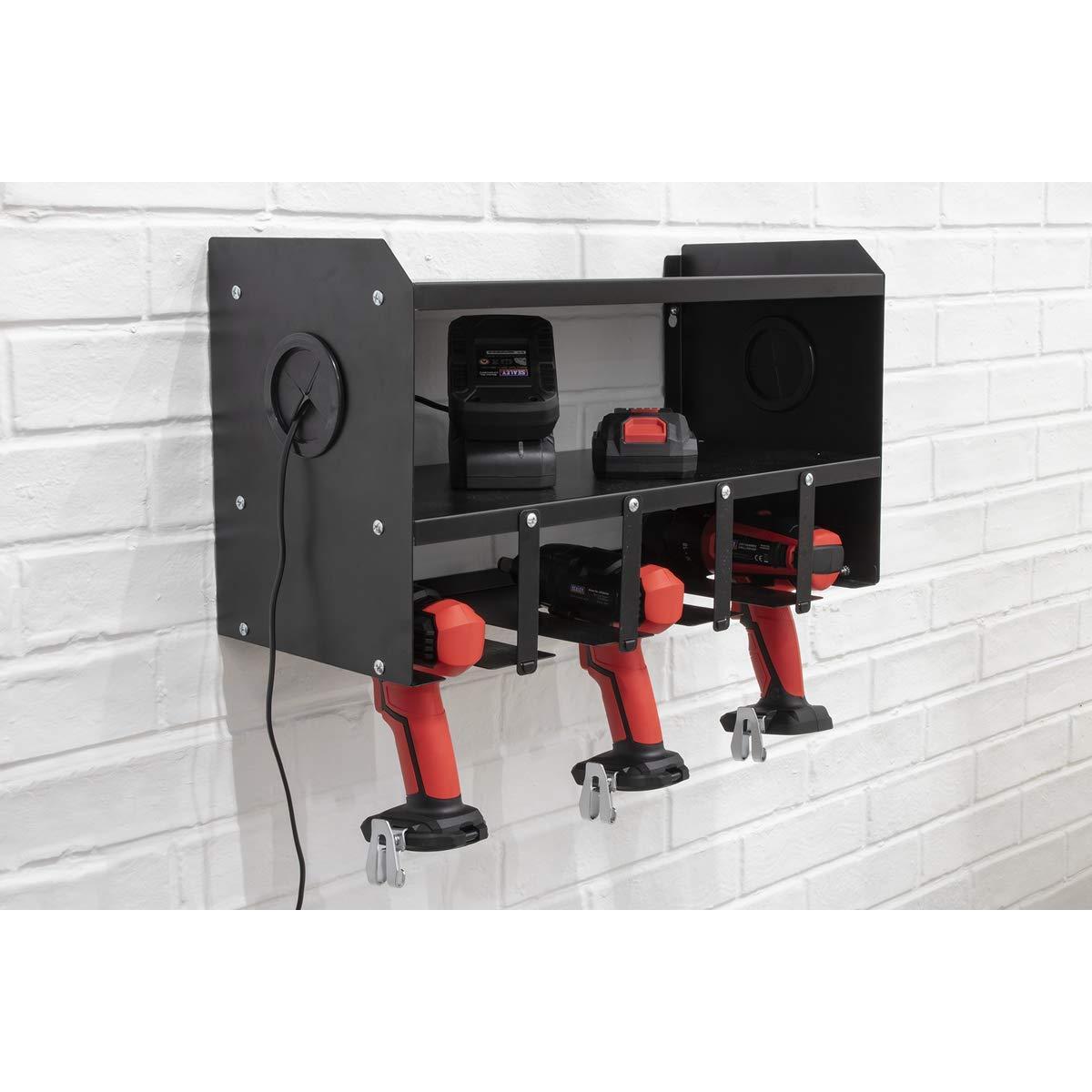 Sealey PTSR5 Support de rangement pour outils /électriques