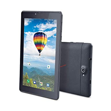 iBall Slide Skye 03 Tablet  7 inch, 8 GB, Wi Fi + 3G + Voice Calling , Graphite Black