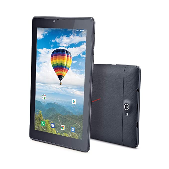 iBall Slide Skye 03 Tablet  7 inch, 8 GB, Wi Fi + 3G + Voice Calling , Graphite Black Tablets