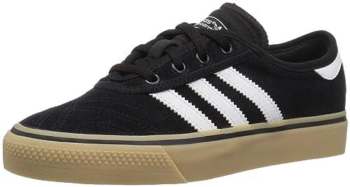 adidas Originals Adi Ease Herren Sneaker Schuhe Leder Grau