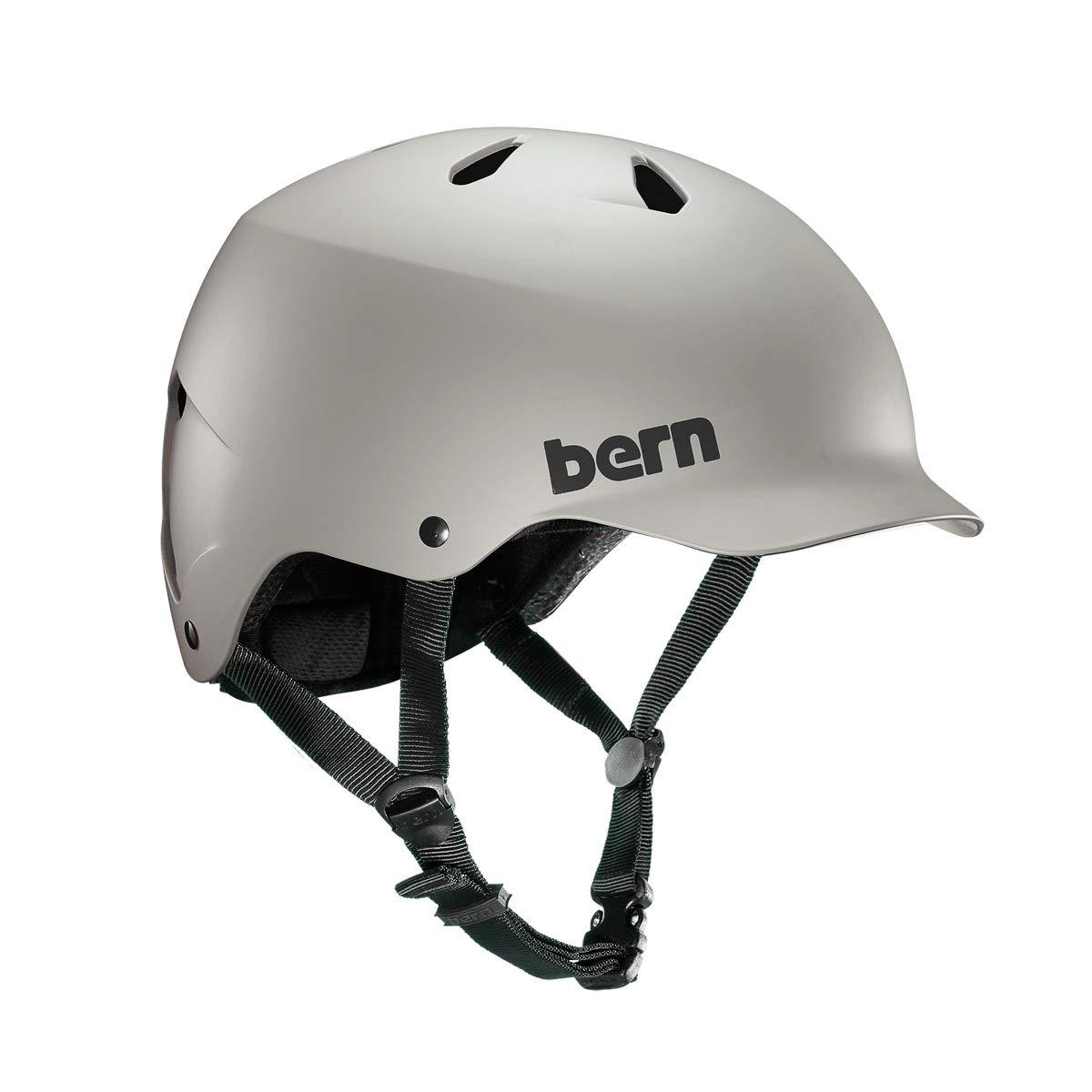 Bern Watts Helmet - Matte Sand Small