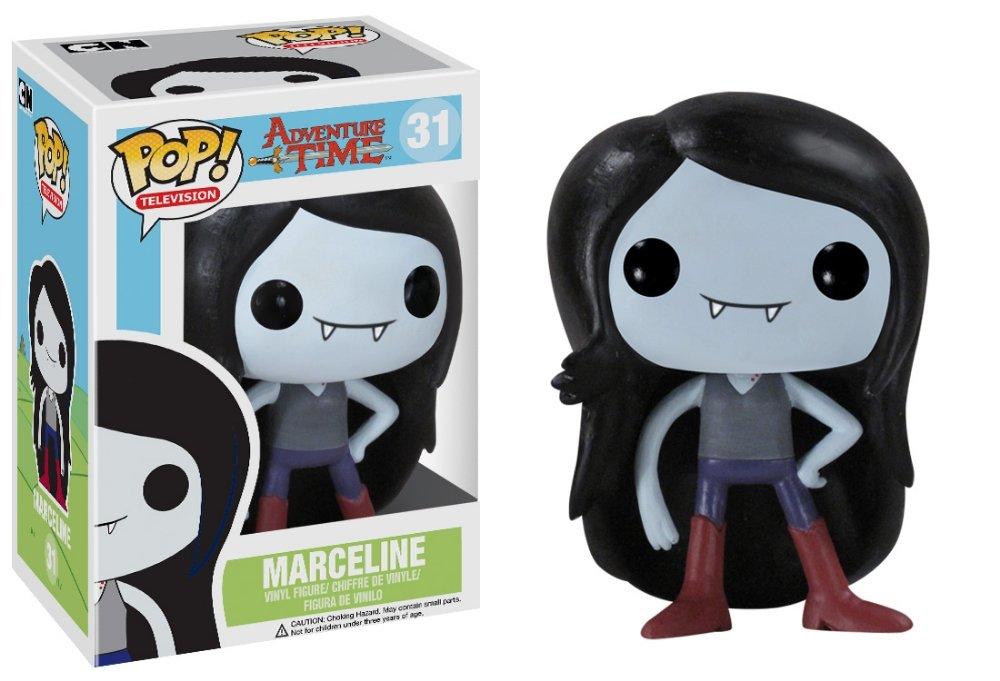 FunKo Time: 3060 No POP Vinylfigur: Adventure Time: FunKo Marceline d6d215