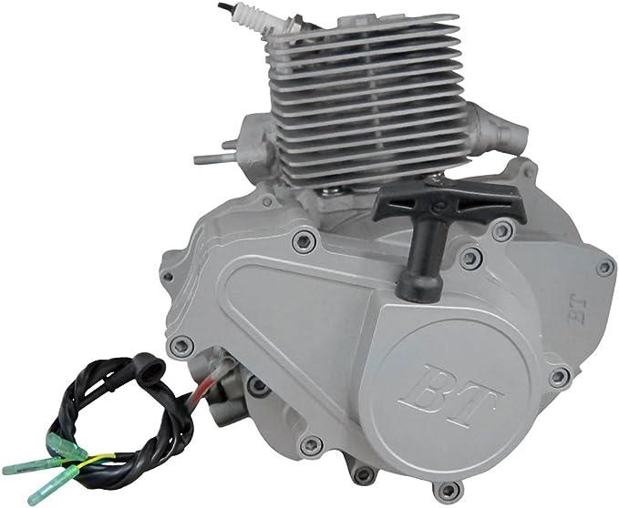 66//80cc Bullet Train Electric Start Engine 10T Engine Sprocket