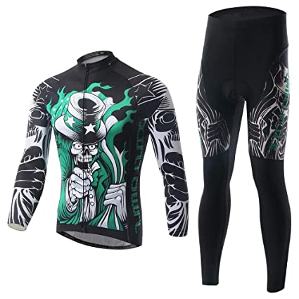 XiangYu Maillot Ciclismo Ropa Ciclismo Set Hombre Mujer ...