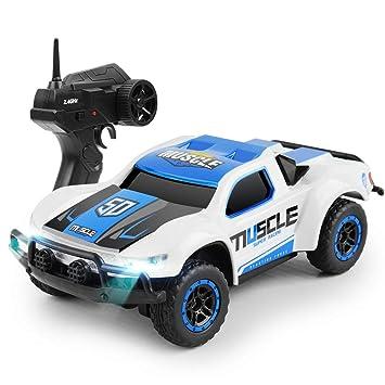 T.YcR Toy Mini Coches de Regalo con Control Remoto 25 KM/H ...
