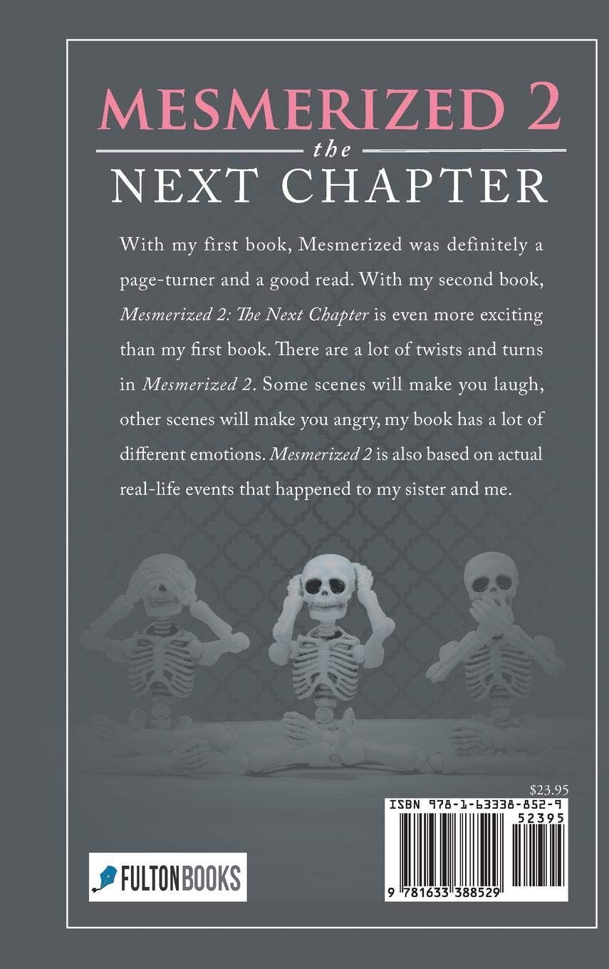 Mesmerized 2: The Next Chapter: Denise Frazier-Charlton
