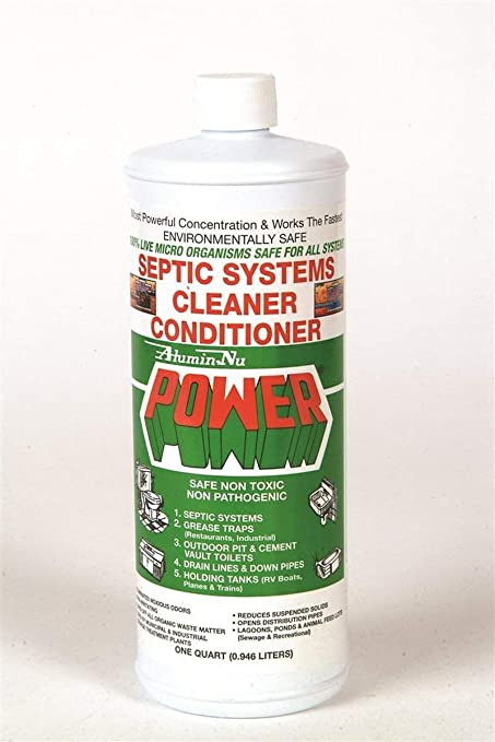 Amazon com: Alumin-Nu Septic System Cleaner (Case of 12