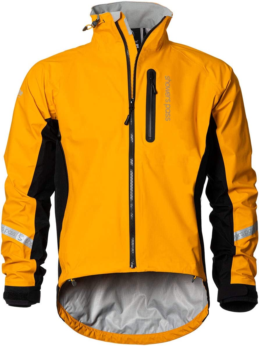 Showers Pass Mens Elite 2.1 Waterproof Cycling Jacket