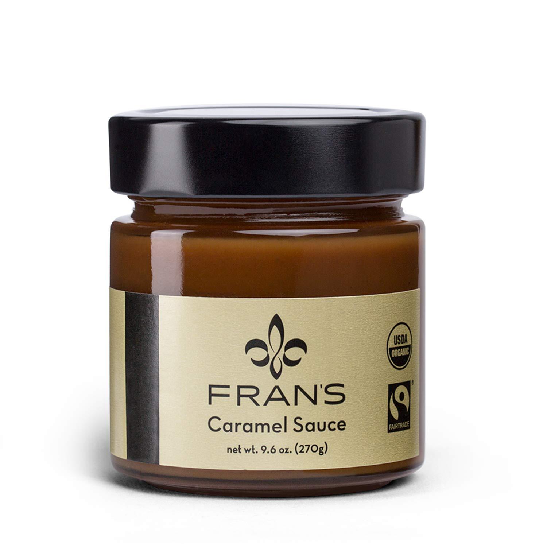 Fran's Fran8217;s Chocolate Classic Caramel Sauce, 9 oz.
