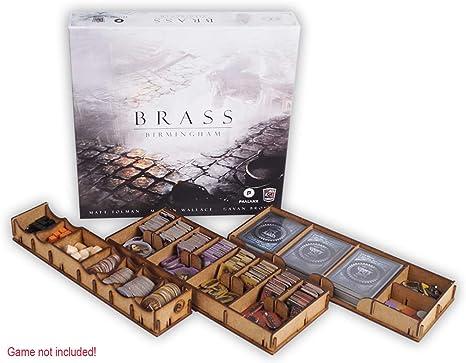 docsmagic.de Organizer Insert for Brass: Birmingham Box - Encarte ...