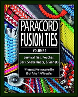 Books on paracord knots