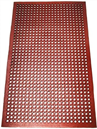 Amazon Com New Star 1 Pc Heavy Duty Red 36x60 Inch Restaurant Bar