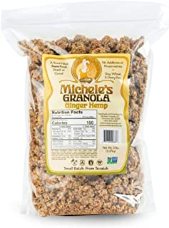 product image for Michele's Granola (Ginger Hemp, 5 LB Bulk Bag)