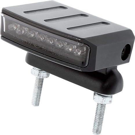 Shin Yo Move Type 1 Universal Holder Black Metal Housing Flash Lens E Approved Adjustable Led Rear Light Auto