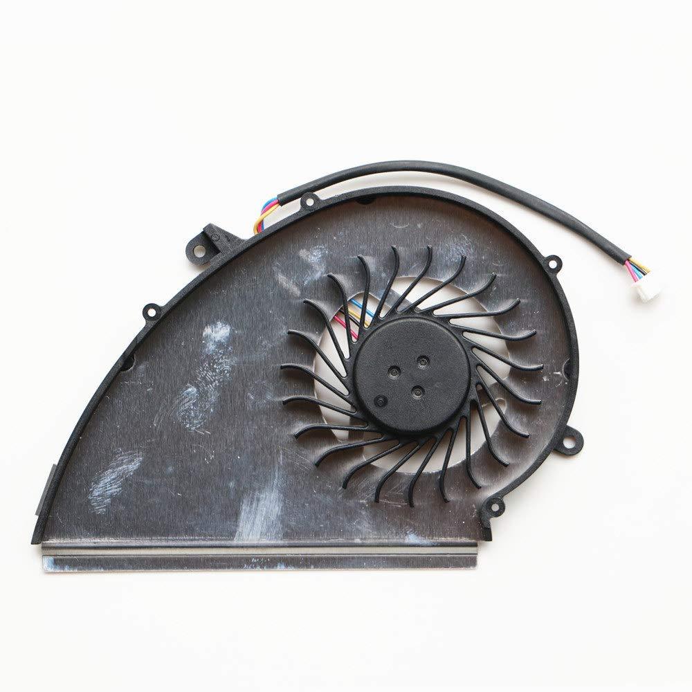 NBFAN Laptop GPU Cooler Fan for Msi GE72VR GP72VR GL72VR MS-179B GPU Cooling Fan (GPU Fan)
